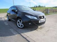 SEAT IBIZA 1.4 SPORT 3d 85 BHP 6 Month RAC Parts & Labour Warranty Years MOT Timing Belt Changed