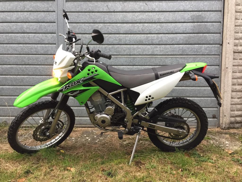Kawasaki KLX 125 - 2016