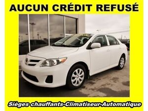 2013 Toyota Corolla TOURING A/C *SIEGES CHAUF.* *A VOIR