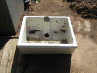 bathroom sink planter