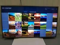 "Samsung 55 "" ju6800 4k smart tv RRP OVER £949 BARGAIN, great condition"