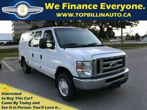 2008 Ford E-150 Commercial 2 YEARS WARRANTY