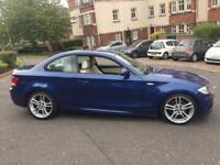 BMW 120d M SPORT COUPE 2009