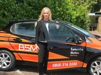 Female BSM Driving Instructor - ADI Qualified- Block Booking discount