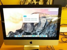 iMac 21.5'' Mid 2011 intel core i5,2.7 GHz 12GB RAM DDR 3 1TB Hard Drive.Excellent condition.