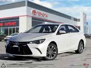 2016 Toyota Camry SE - SPORT SEATS - ALLOY WHEELS - BACKUP CAMER