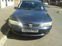 Vauxhall vectra sri clean great runner nothing wrong at all with it
