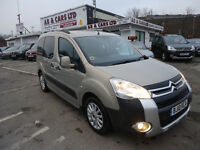 CITROEN BERLINGO M-SP XTR HDI 109 GOOD CONDITION PERFECT RUNNER 12 M MOT AND 3 M NATIONWIDE WARRANTY