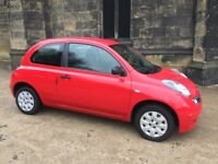 2009 59 NISSAN MICRA 1.2 VISIA **PART EXCHANGE AVAILABLE**