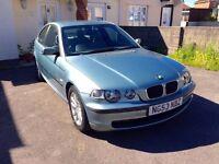 BMW 3 Series 1.8L Petrol 2003