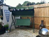 Hammock/garden swing