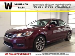 2013 Honda Accord Sedan SPORT| BACKUP CAM| BLUETOOTH| HEATED SEA