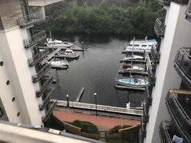Penthouse 2 bed Victoria Wharf