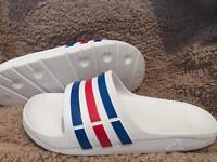 Adidas Sliders UK ADULT 7
