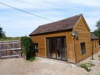 Available now! A beautiful newly built 2 bedroom detached rural property near Cowden, Edenbridge.