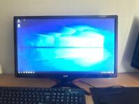 Acer predator 144hz 3D gaming monitor
