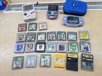 Retro Gameboy Bundle For Swap