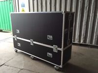 Professional storage and transport equipment box