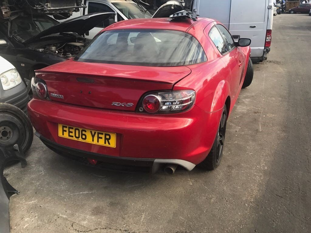 2006 MAZDA RX8 231PS (MANUAL PETROL)