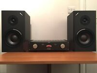 Alesis Monitor One MKII Monitors (Passive) & Alesis RA150 Reference Amplifier