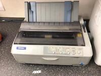 Printer Dot Matrix Epsom FX890 X 2