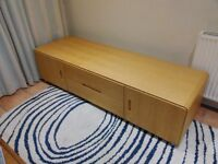Dwell walnut entertainment unit/sideboard - excellent condition, priced to sell quickly!