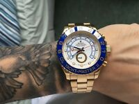Rolex yachtmaster 2 all gold