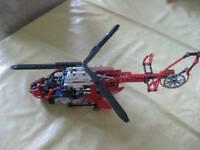 Lego Technic 8068 Helicopter
