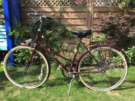 Vintage Raleigh Cameo Women's Bike