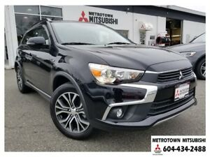 2017 Mitsubishi RVR GT Premium; Local & no claims!