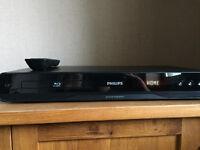 Philips BDP3100/05 Blu-Ray Player (1080p,HDMI,BD-Live Profile 2.0)