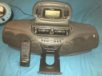 Panasonic Cobra Top RX-DT75 VERY RARE ITEM