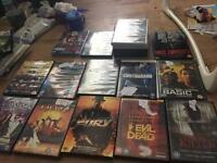 DVDs 50p