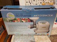 Matstone Multipurpose Juice Extractor