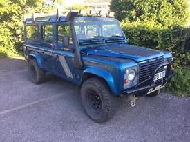 Land Rover Defender 110 County 300TDI