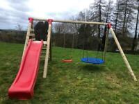 Slide / Swing Sets