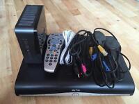 Sky+ HD box and Sky Hub