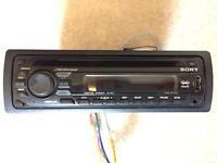Sony CDX-GT31U Car Radio