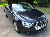 2007 VW EOS 2.0 T-FSI * 66,000 only * Black Heated Leathers