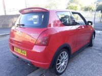 2007 '57' Suzuki Swift 1.3 Attitude Genuine 71k Full history Mot June 2017 Sought after car