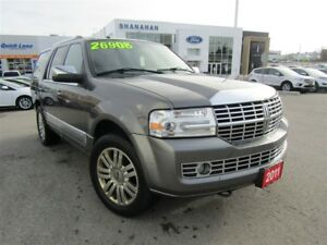 2011 Lincoln Navigator | 7 PASSENGER | LEATHER | NAVIGATION |