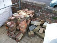 Clean Brick Rubble