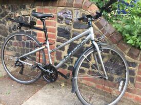Beautiful ladies Ridgeback Velocity hibryd bicycle