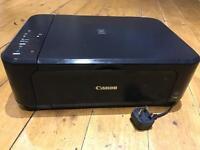 Canon pixma MG3550 all in one printer wifi black
