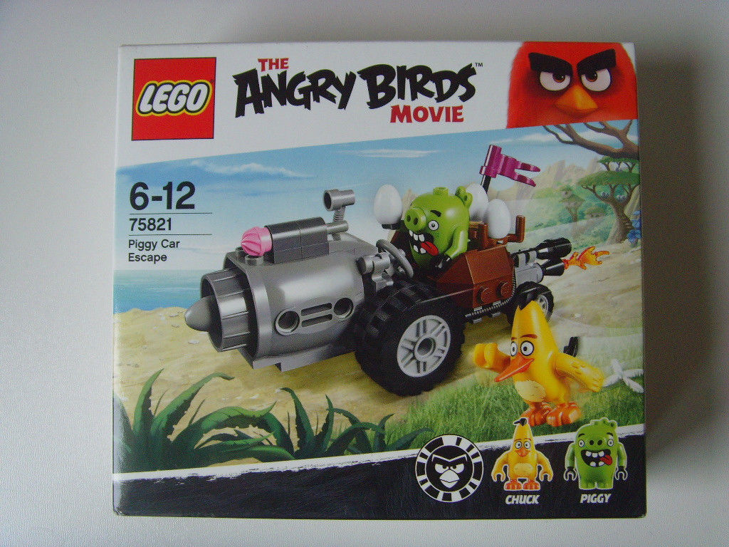 LEGO The Angry Birds, New Sealed Box