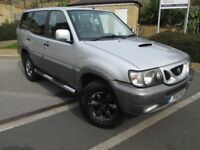 Nissan Terrano Ii 2.7 TD Sport Station Wagon 5dr/7 SEATER/DRIVES EXCELLEN
