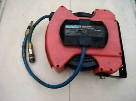Sealey retractable air hose reel