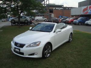 2010 Lexus IS350C ~ NAVIGATION ~ BACK-UP CAMERA ~ ALL POWER OPTI