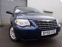 💥55 CHRYSLER VOYAGER SE PLUS CRD 7 SEATER DIESEL,MOT AUG 017,2 KEYS,PART HISTORY,STUNNING CAR 💥