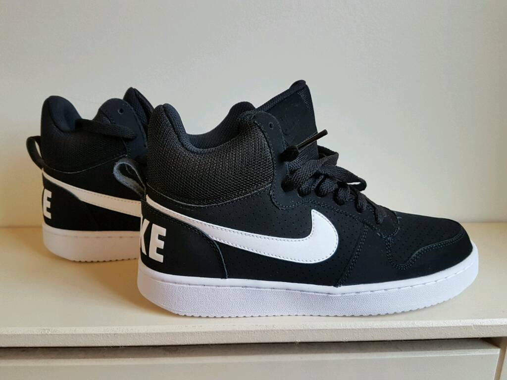brand new in box nike court borough mid trainers size 5 in royston cambridgeshire gumtree. Black Bedroom Furniture Sets. Home Design Ideas